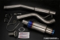 Mobile Preview: Tomei Expreme Titanium Cat-Back Exhaust Skyline BNR34 GTR