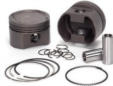 Supertech Forged Aluminum Pistons RB25DET 86.5mm