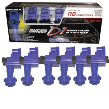 Splitfire DIS-005 Coil Packs ECR33 Series 2 & BNR34 RB26DETT