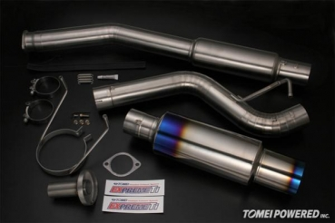 Tomei Expreme Titanium Cat-Back Exhaust Skyline BNR32 GTR