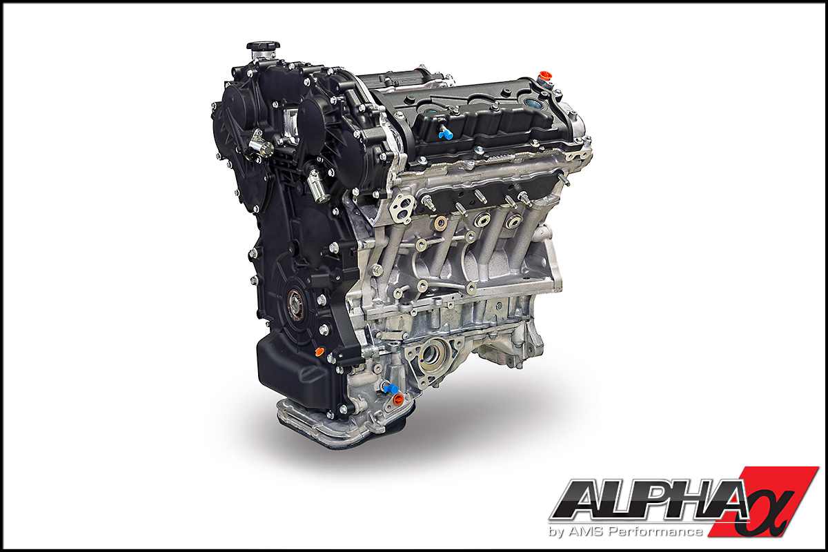 ... Performance / ALPHA R35 GT-R 4.4 BIG-BORE STROKER CRATE ENGINE PACKAGE