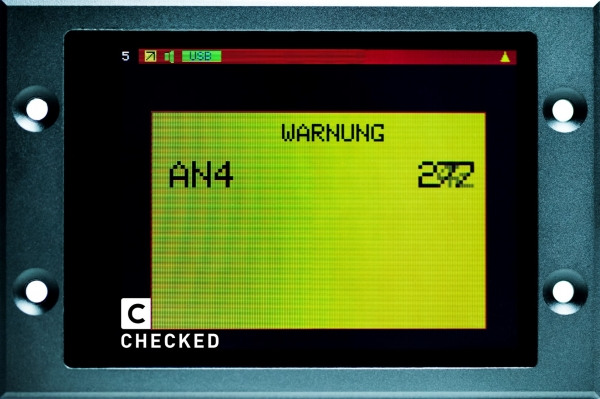 CANchecked 2.8´´ Display für Link G4+